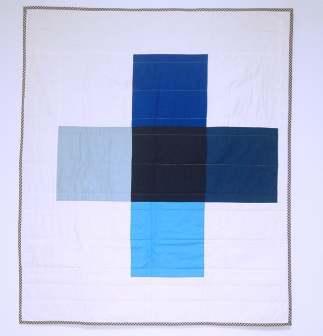 ADDITION collection, Quilt No. 01